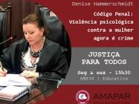 Código Penal: Violência psicológica contra a mulher agora é crime