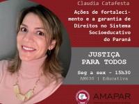 Ações de fortalecimento e a garantia de Direitos no Sistema Socioeducativo do Paraná